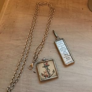 Plunder Necklace Womens